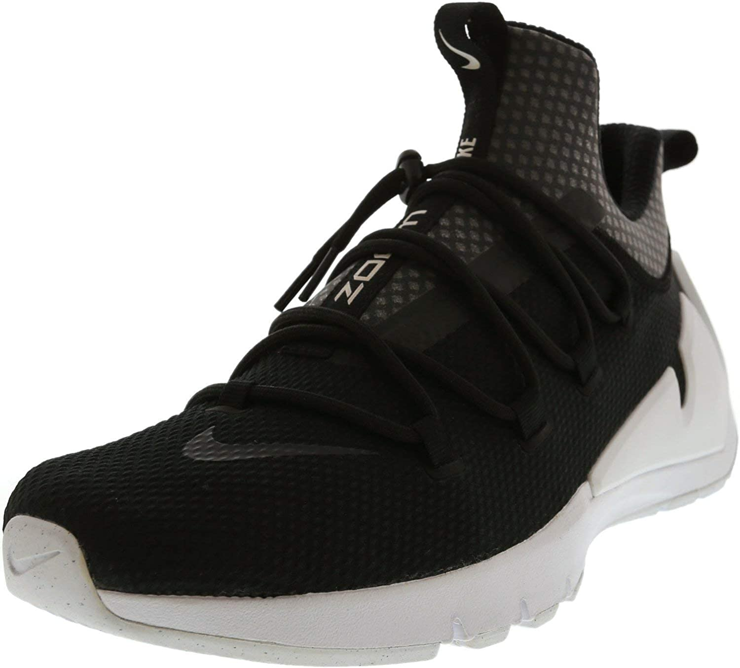 Nike Men's Air Zoom Grade, Black Black-White