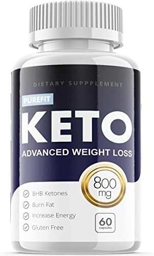 popular Purefit Keto Advanced Ketosis sale Formula Pills for Weight Management (1 high quality Pack) online