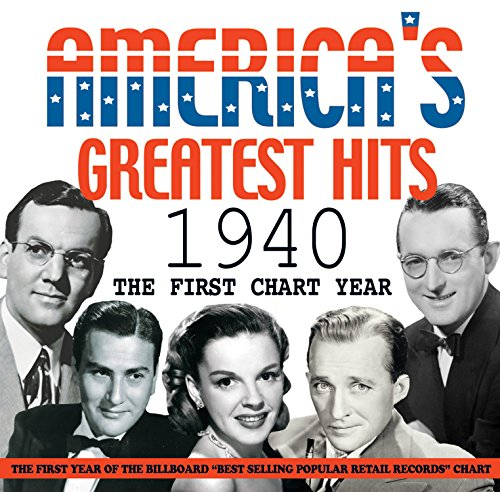 America's Greatest Hits 1940s CD