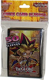 Yu-Gi-Oh Official Sleeves Chibi Small Card Sleeves [50 ct]