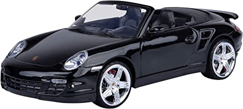 Motormax Die-Cast Collection 1:18 Porsche 911 Turbo Cabriolet