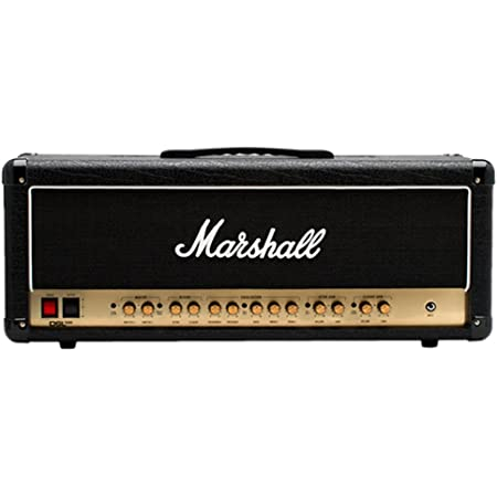 Marshall Amps Guitar Amplifier Head (M-DSL100HR-U)