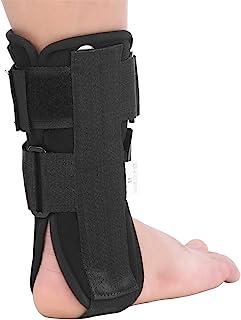 Soporte de tobillo ajustable, soporte de tobillo, soporte de estabilizador Soporte de arco plantar para lesiones por calam...