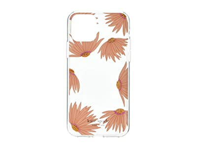 Kate Spade New York Jewel Grand Daisy Photo Frame Phone Case for iPhone(r) 11 Pro (Clear Multi) Cell Phone Case