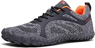 XIDISO Mens Womens Sneakers Breathable Lightweight Athletic Walking Shoe Running Shoes for Men