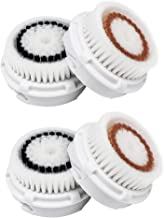 Facial Cleansing Brush Head Replacement compatible with Sensitive & Radiance Face Brush Head