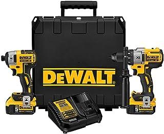 DeWalt 20 V max XR litio Ion Premium taladro percutor &