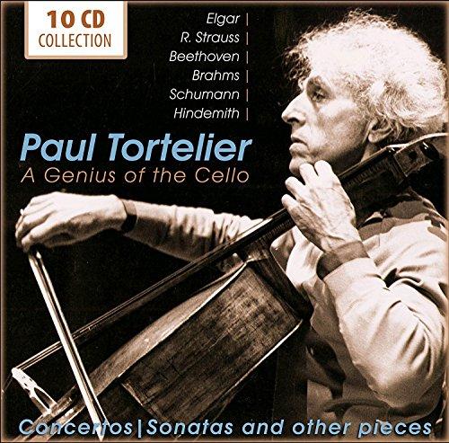 Paul Tortelier - a Genius of the Cello