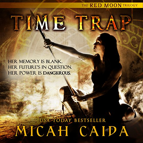 Time Trap audiobook cover art