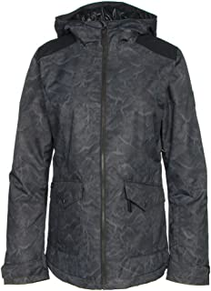 Women's catacomb Crest Omni Heat Ski Hooded Jacket (M)