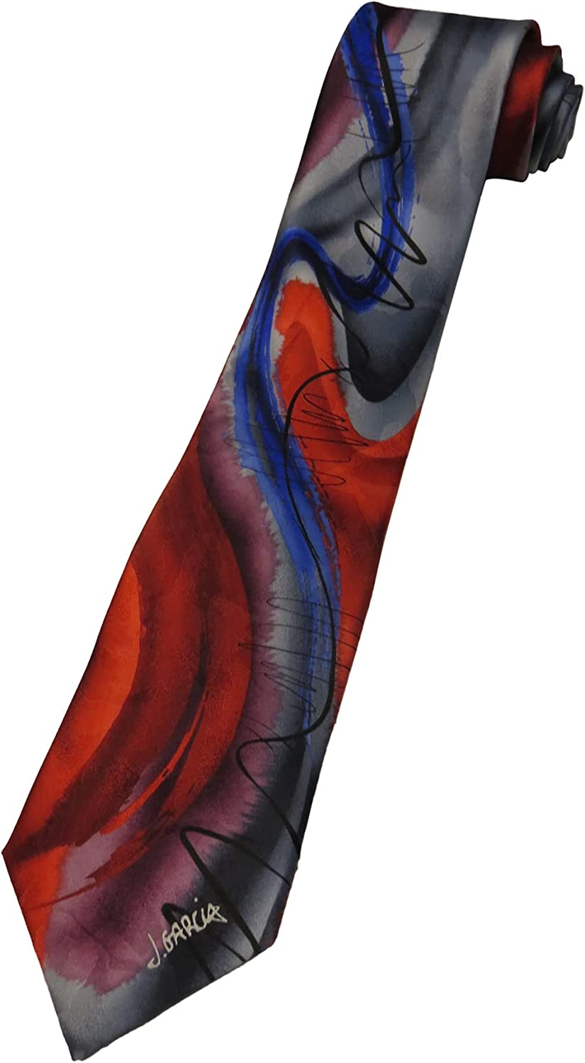 Fees free!! Jerry Max 75% OFF Garcia Neck Tie Artist Proof Socks Lady 10 Argyle with