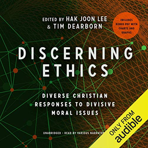 Discerning Ethics cover art