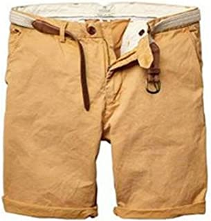 [スコッチアンドソーダ] SCOTCH&SODA メンズ ショートパンツ cotton short 81102 SAND (コード:4041043941)