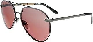Burberry Sunglass For Women, Oval, Be3099 10577E 61 - Multi Color