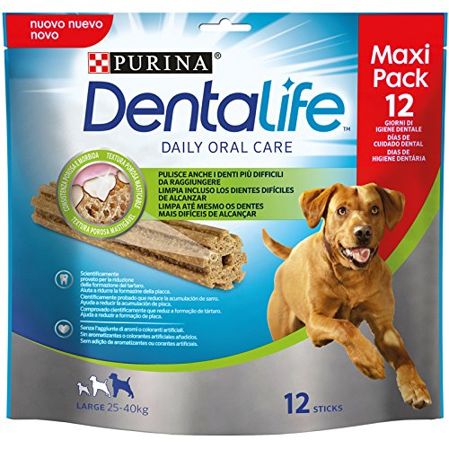 Purina Dentalife golosina dental para Perro Grande 426 g