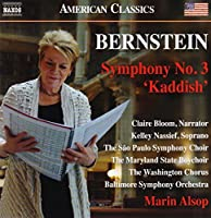 Bernstein: Missa Brevis - Symphony No. 3 'Kaddish' - The Lark by Claire Bloom