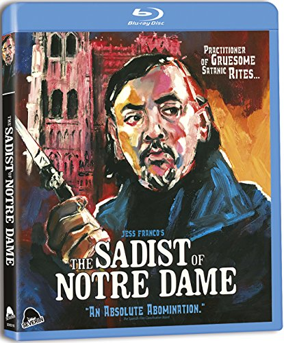 The Sadist of Notre Dame [Blu-ray]