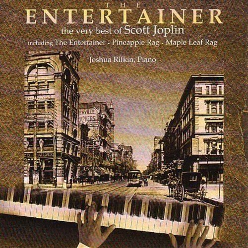 The Entertainer, The Very Best of Scott Joplin