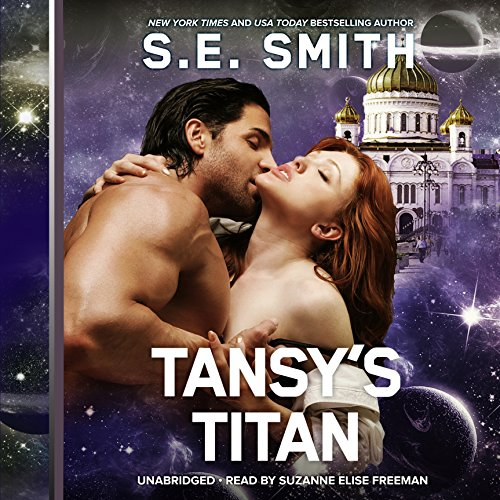 Tansy's Titan cover art
