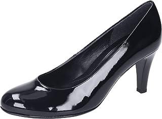Gabor Fashion Pumps in grote maten zwart 31.310.77 grote damesschoenen