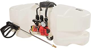 25 Gallon Spot Sprayer with a 12 Volt, 2.1 GPM Pump and Pressure Gauge