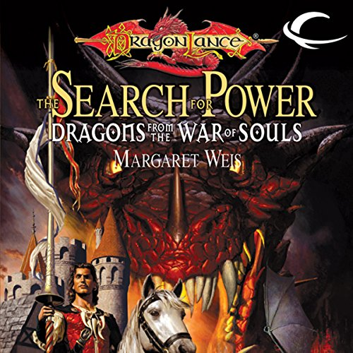 The Search for Power audiobook cover art