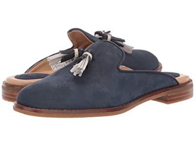 Sperry Seaport Levy Tassle Mule (Navy) Women