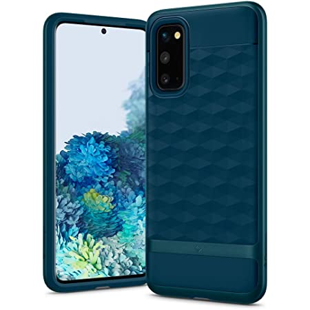 Caseology Parallax for Samsung Galaxy S20 Case (2020) [NOT Compatible with Galaxy S20 FE 5G] - Aqua Green
