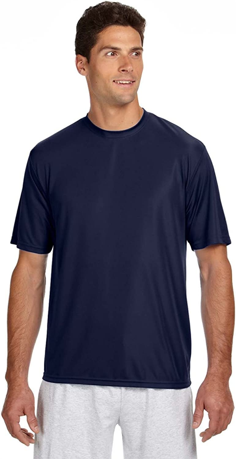 Popular standard A4 Adult Cooling Performance National products NVY T-Shirt XXX-Large