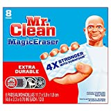 Mr. Clean 23822 Home Pro Magic Eraser Extra Power, 8 Count