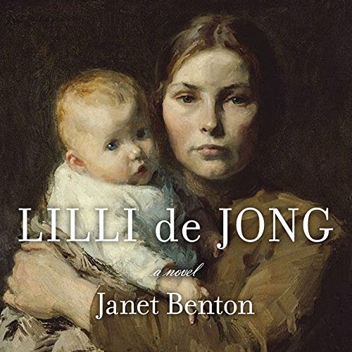 Lilli de Jong audiobook cover art