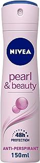 NIVEA, Deodorant Female, Pearl & Beauty, Spray, 150ml