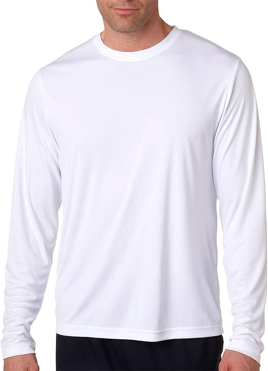 Hanes Men's 2 Pack Long Sleeve Cool 50+ Dri T-Shirt UPF 1 Max Max 80% OFF 43% OFF Graphi