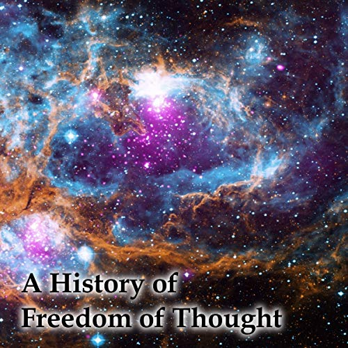 Couverture de A History of Freedom of Thought