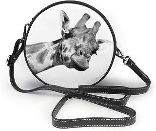 TIZORAX Girafe Chevron Sac à Dos décole College Sacs Sac à