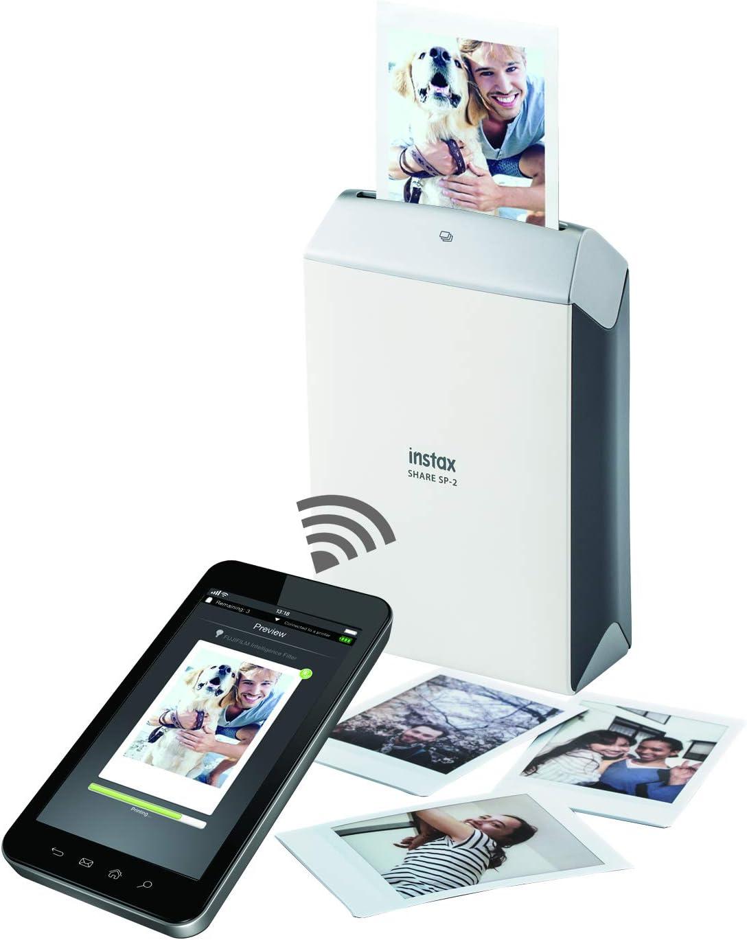 Fujifilm Instax Share SP-2 Mobile Printer