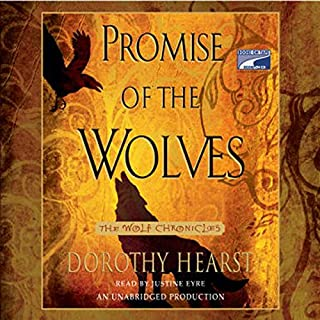 Promise of the Wolves audiobook cover art