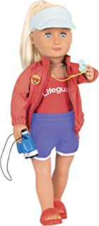 Our Generation Professional Lifeguard Doll Seabrook