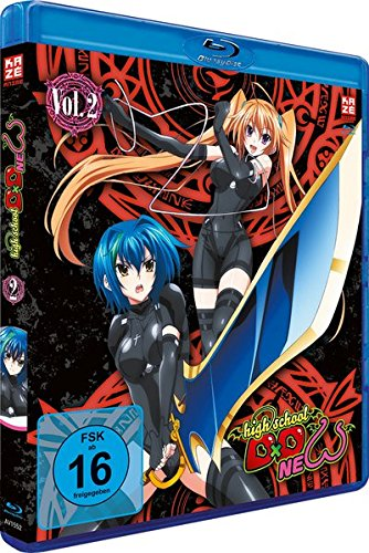 Highschool DxD: New - Staffel 2 - Vol.2 - [Blu-ray]