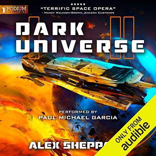 Dark Universe audiobook cover art