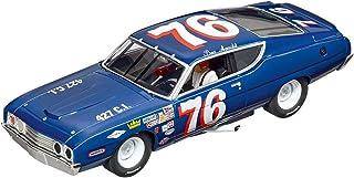 Carrera 27616 Ford Torino Talladega #76 1970 Evolution Analog Slot Car Racing Vehicle 1:32 Scale