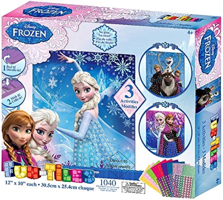 Frozen FunTiles 3 Board Set