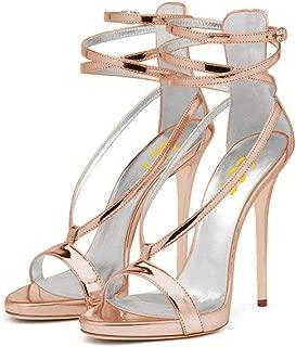 Best metallic orange heels Reviews