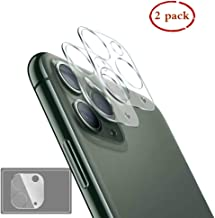 [2Pack] Camera Lens Protector for iPhone 11 Pro/iPhone 11...
