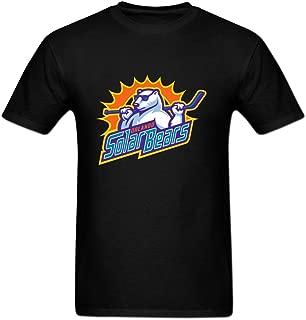 2015 Hockey Orlando Solar Bears Logo Series Men's T-Shrits