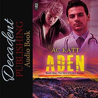 Aden audiobook cover art