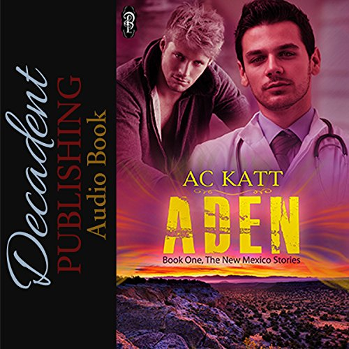 Aden audiobook cover art