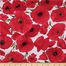 poppy dress fabric