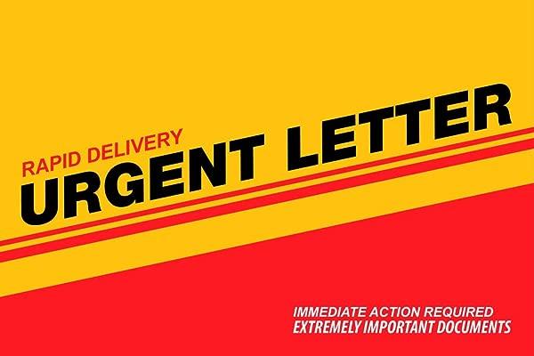 9 X 12 Express Envelope