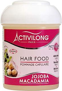 Activilong Actigloss Nourish Hair Food with Jojoba and Macadamia, 125ml